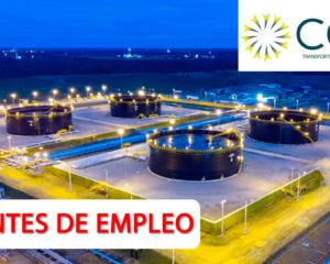 Nuevas Vacantes Con Experiencia en Cenit Transporte LogÍstica Hidrocarburos S.A.S
