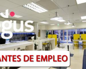 Hoy Nuevas Vacantes de Empleo en Regus