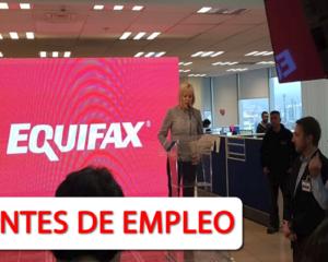 Hoy Nuevas Vacantes de Empleo en Equifax Chile