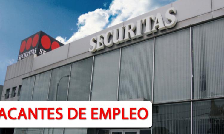 Hoy Nuevas Vacantes de Empleo en Securitas