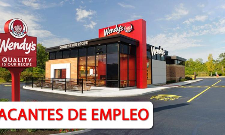 Se Dispone de Nuevas Vacantes en The Wendy's Company